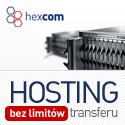 Hexcom.NET - Hosting bez limitów transferu